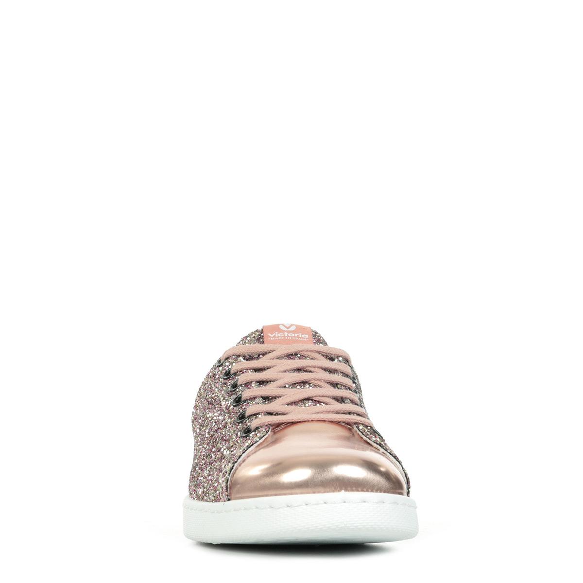 victoria deportivo basket glitter 12558rosa chaussures homme homme. Black Bedroom Furniture Sets. Home Design Ideas