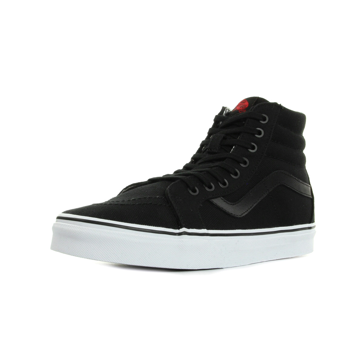 vans u sk8 hi reissue twill gnghm vn3caiks chaussures homme homme. Black Bedroom Furniture Sets. Home Design Ideas