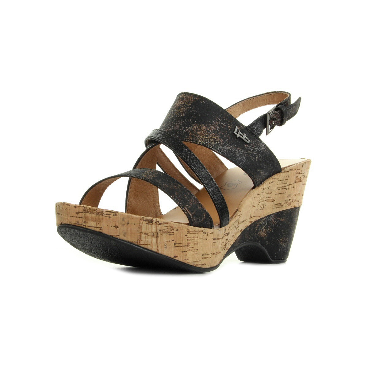 chaussures compensees taupe les ptites bombes y1EY324xIl