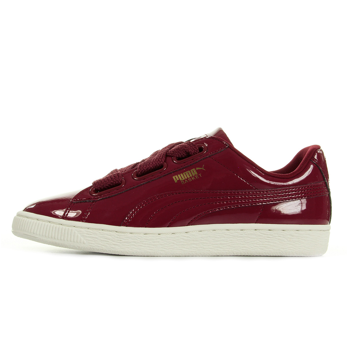 PUMA BASKET HEART red taille 40 D0giO48wd