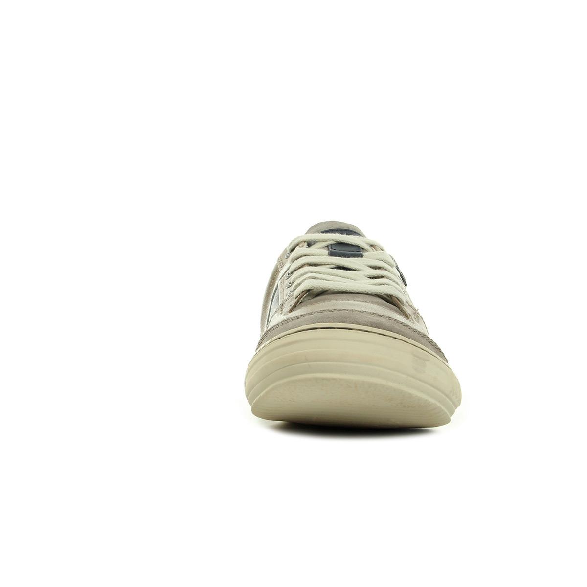 Kickers Jexplore Beige 4122436011, Baskets mode homme