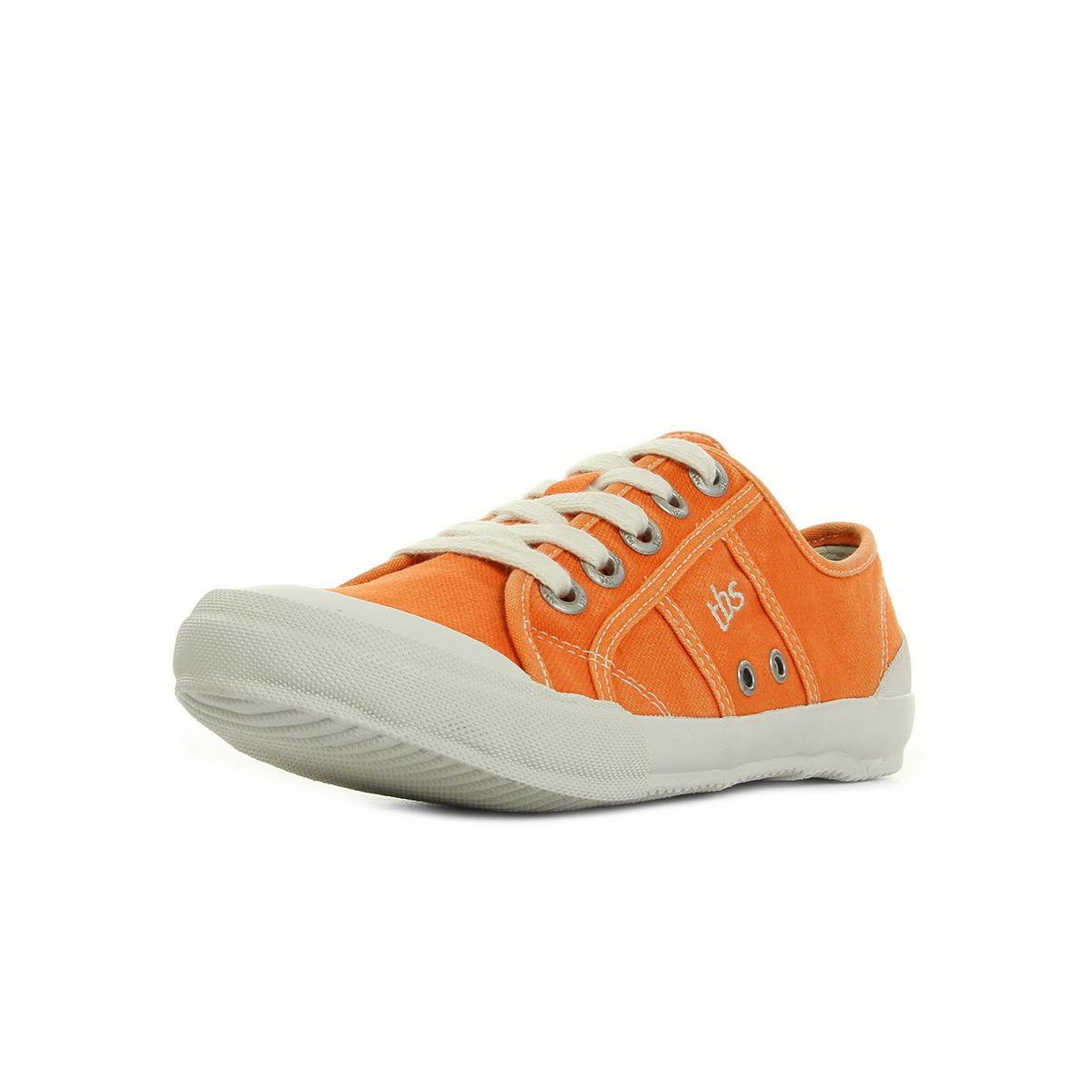 Baskets S7029orange Orange Femme Mode Opiace Tbs nFUxq7