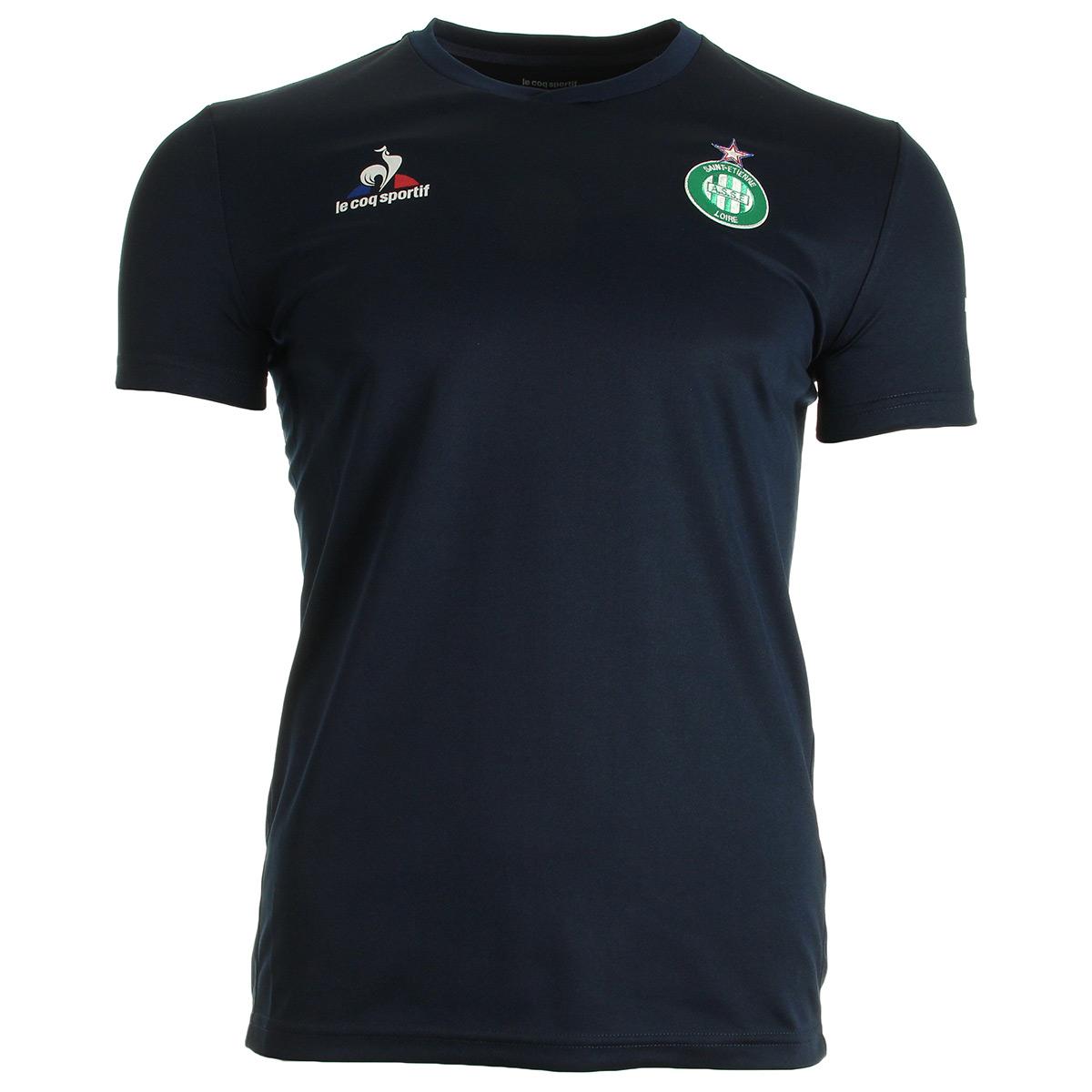 Vêtement T-Shirts Le Coq Sportif homme ASSE Training T Shirt taille ... 9f0950f681b