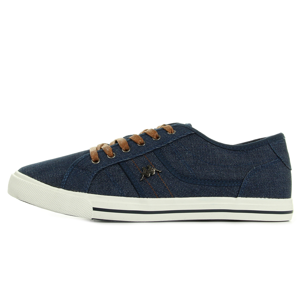 Kappa Kadon Denim 303TZ70904, Baskets mode homme