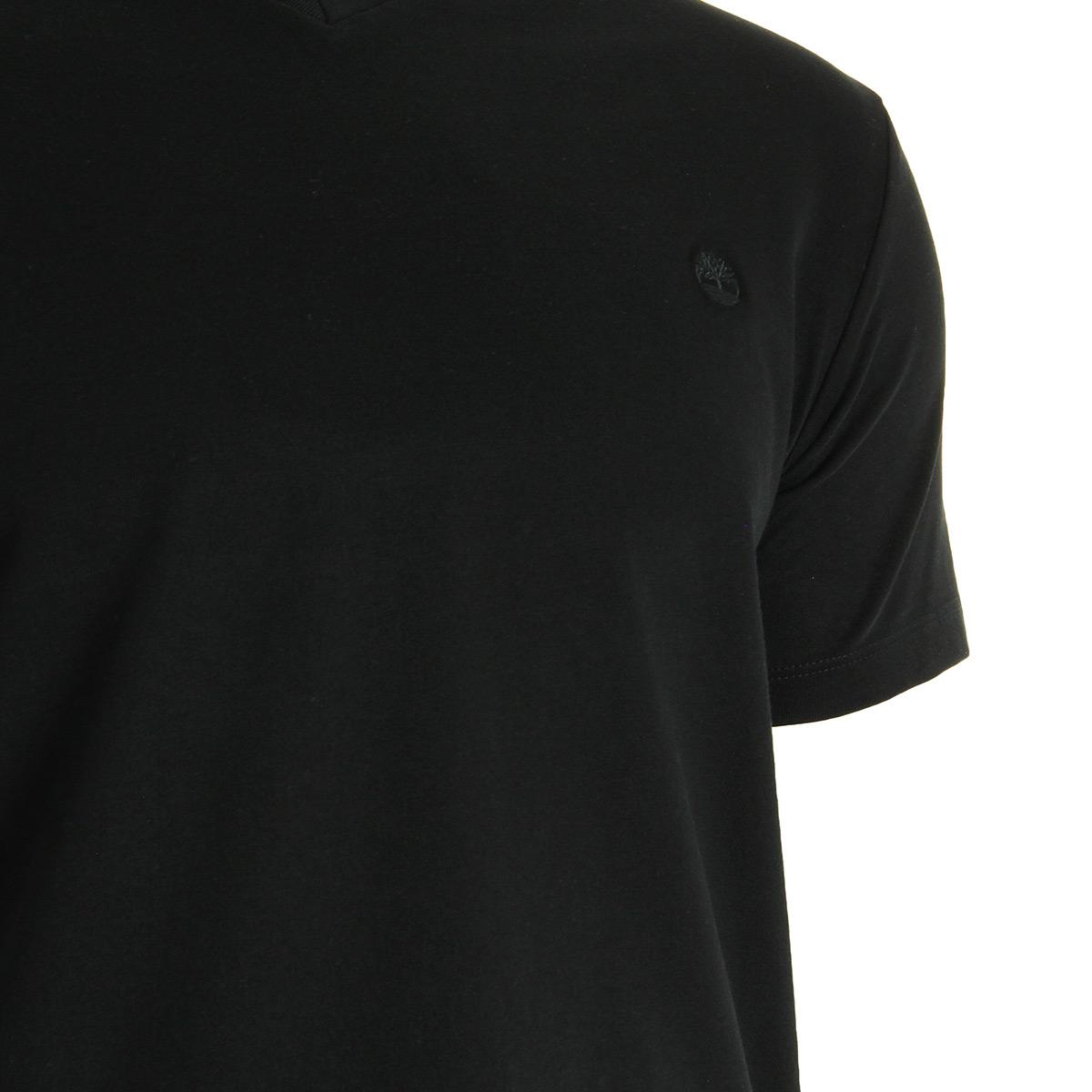 Timberland SS Dunstan RvR V Nec A1LP5001, T-Shirts homme