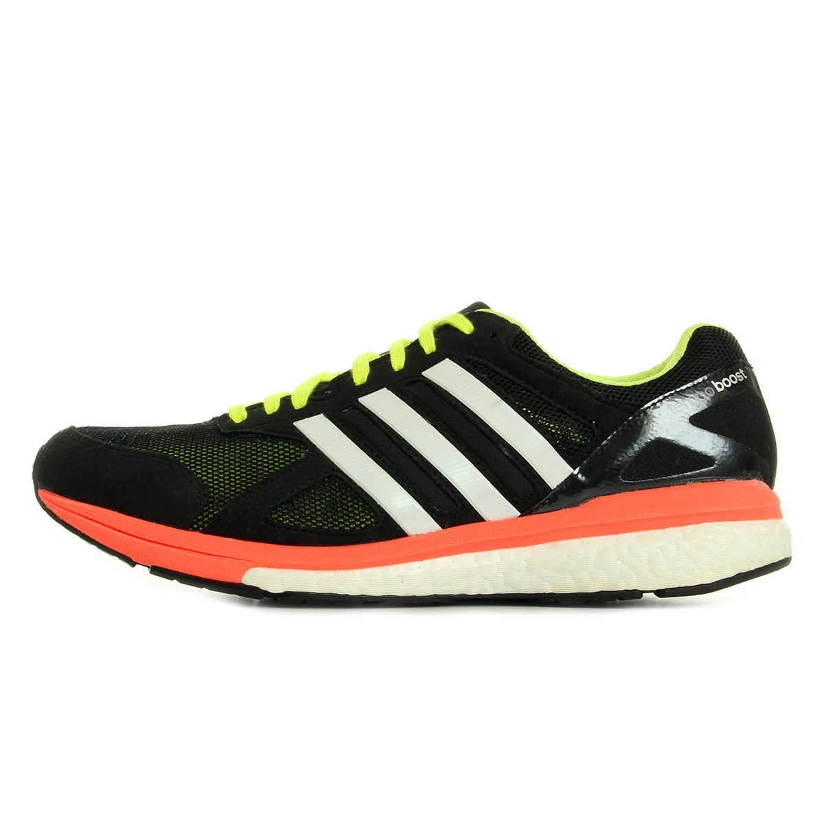 adidas Performance Chaussures de Running Adizero Tempo 7 W - Noir - Schwarz, 38 EU