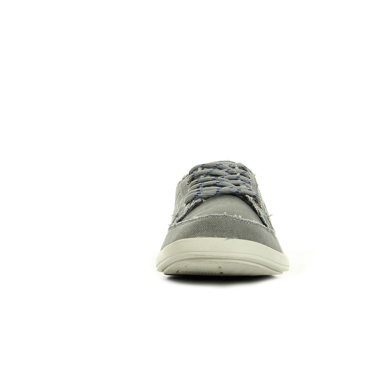 Détails sur Chaussures Baskets Reebok homme Royal Deck taille Gris Grise Textile Lacets