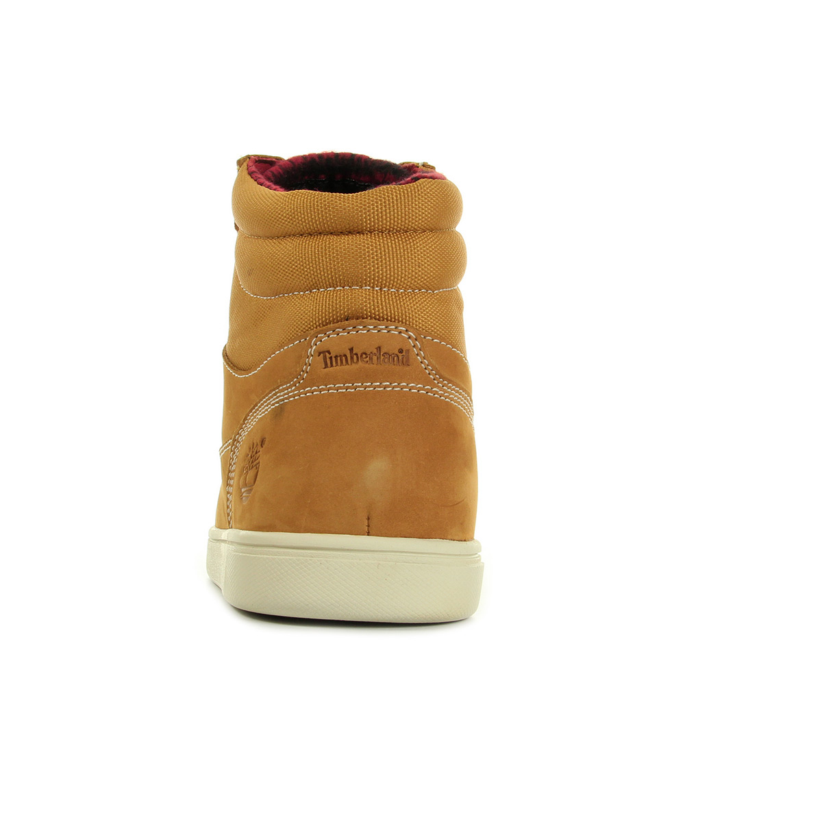 Timberland Ek Groveton Rt Wheat Nb C6751A, Baskets mode homme