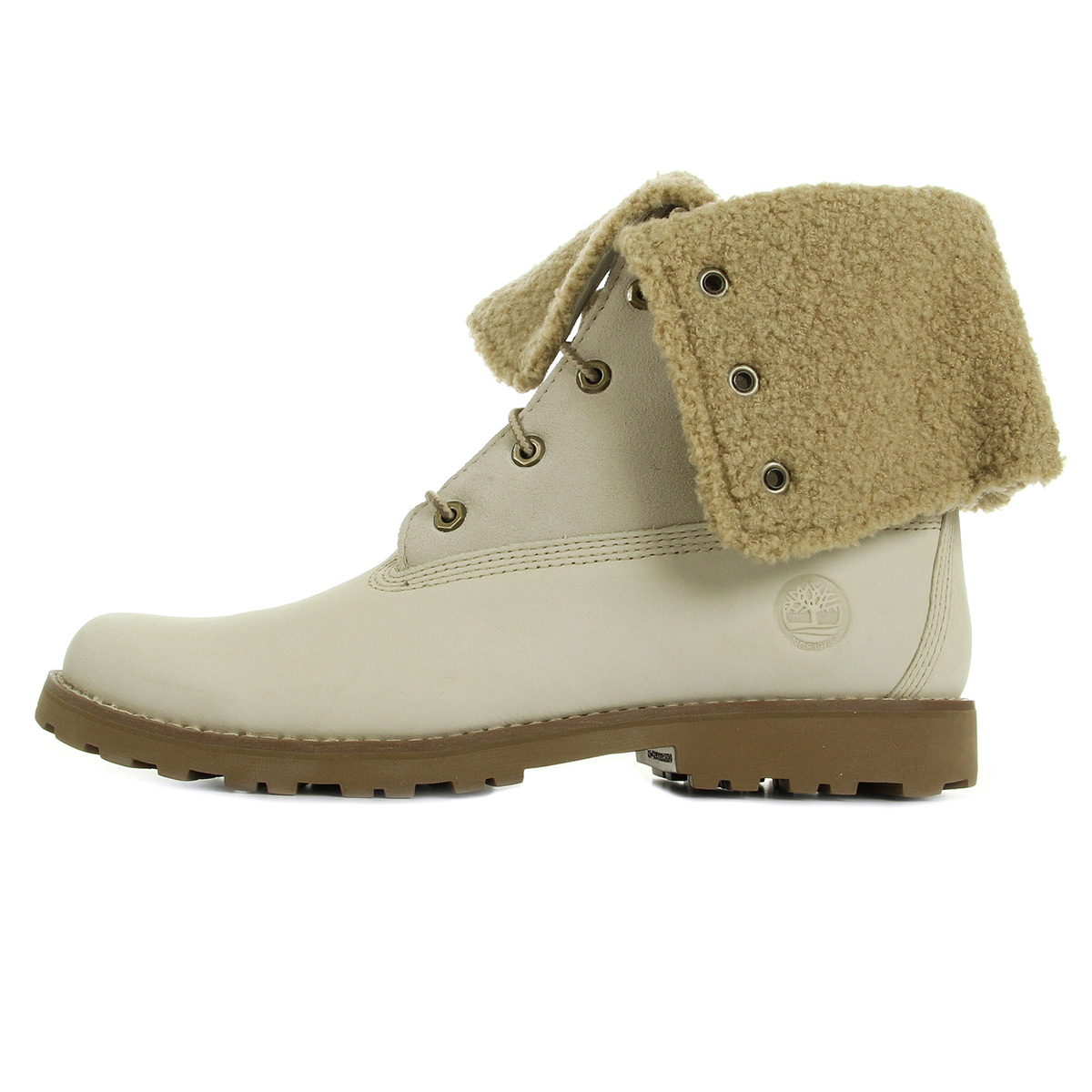 Timberland Auth 6 In WP Shearling Bt C21926, Boots femme