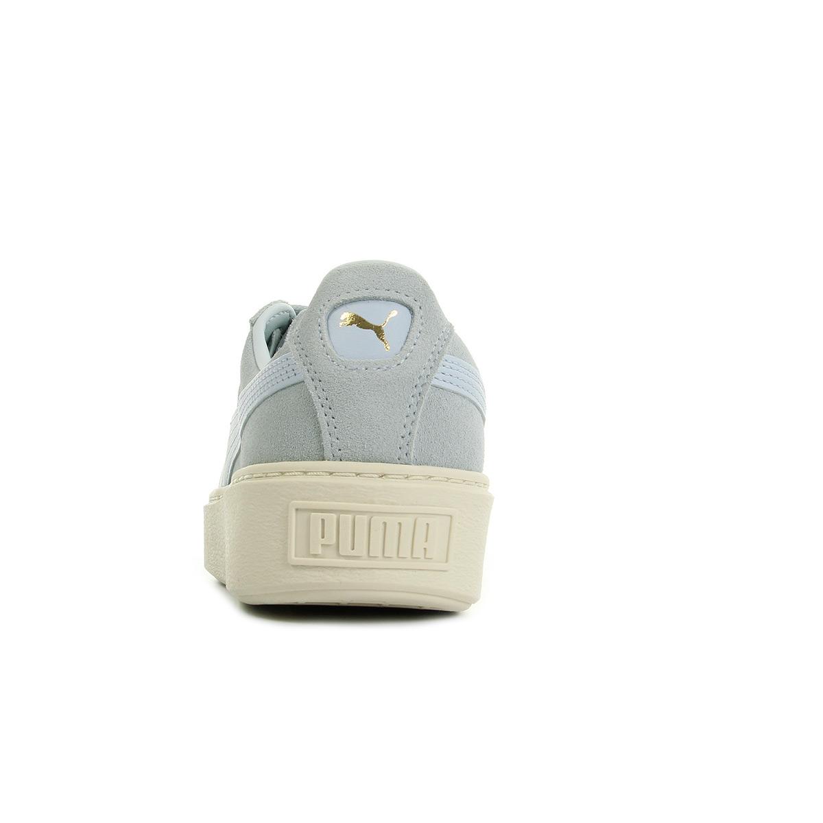 Puma Suede Platform Core 36355904, Baskets mode femme