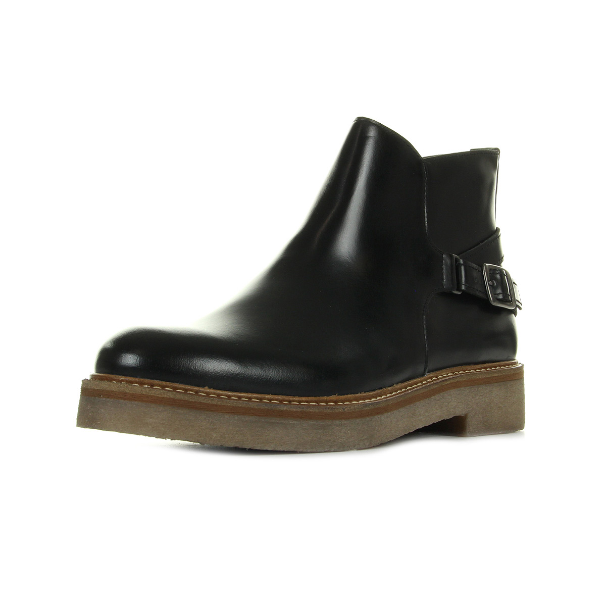 Atlantic Heights Chelsea, Bottes Femme, Noir (Jet Black), 38 EUTimberland