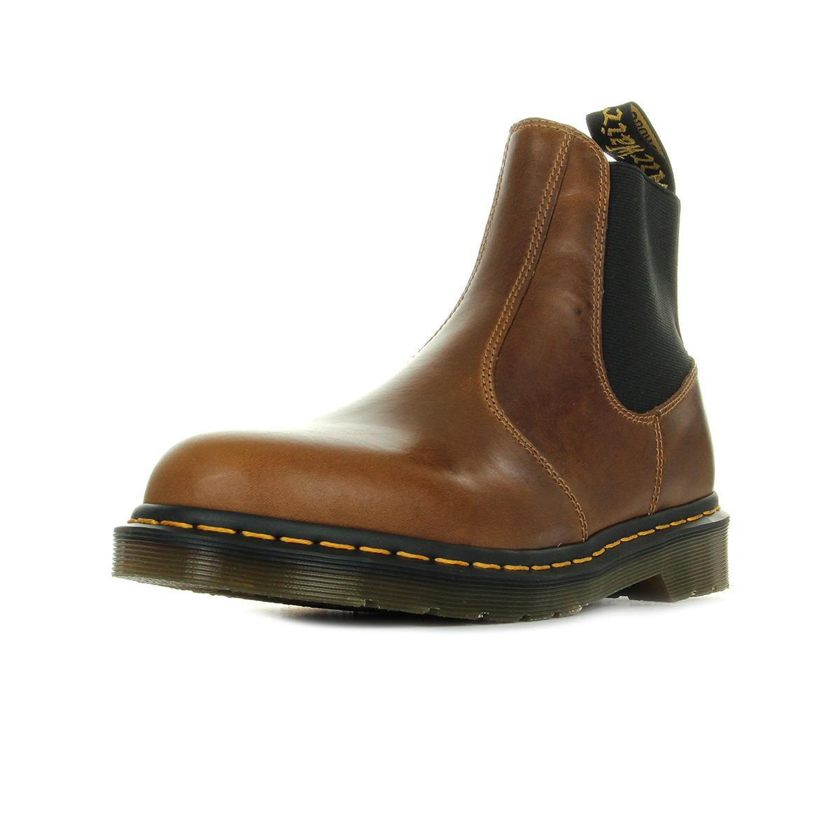 timeless design 5add7 4d4bd ... Dr Martens Hardy Butterscotch - Livraison Gratuite avec - Chaussures  Boot Homme