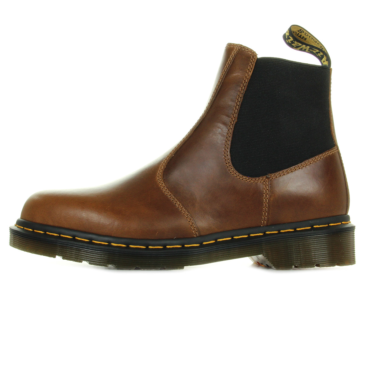 Dr. Martens Hardy Butterscotch Orleans Wp 22827243, Boots homme