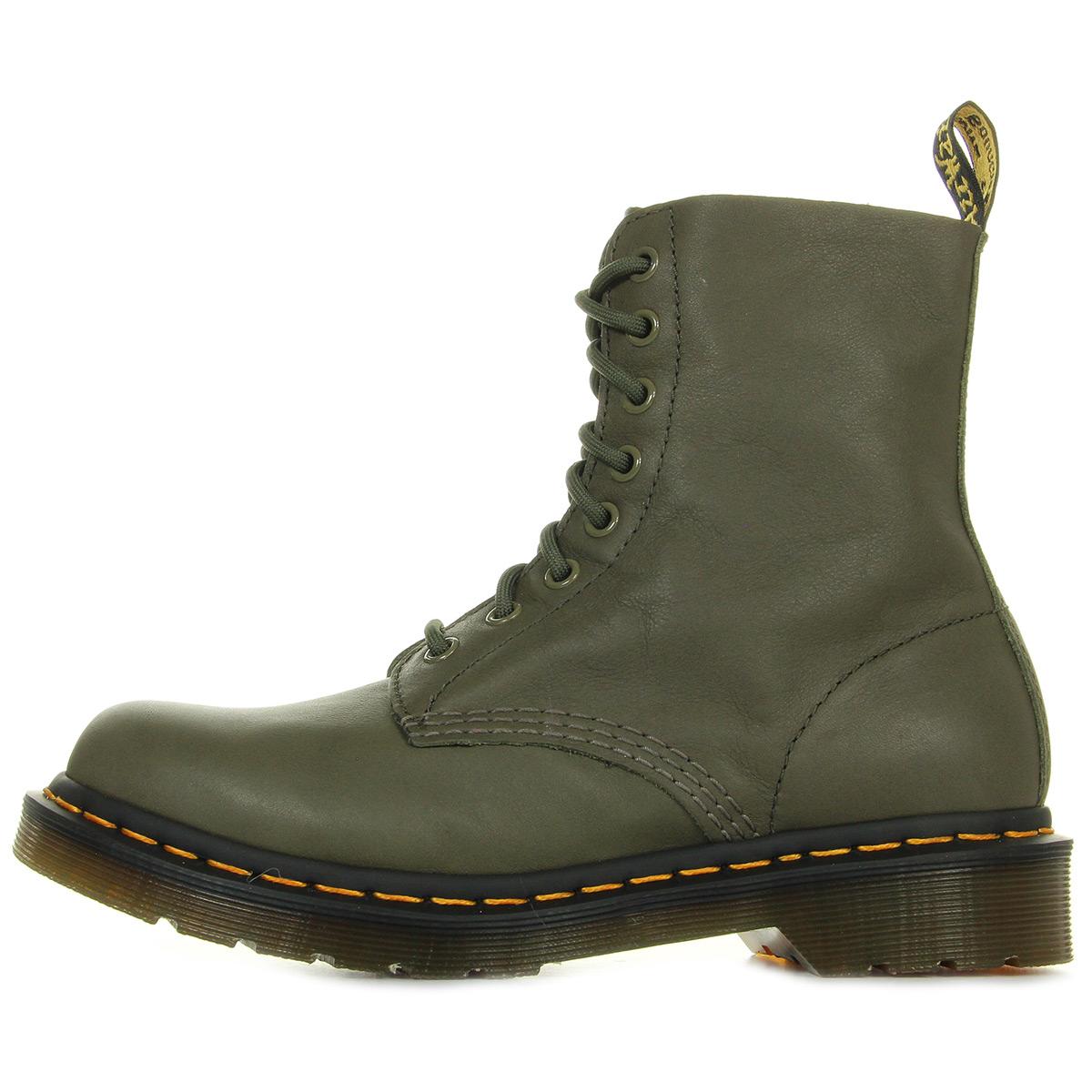 Dr. Martens Pascal Khaki Virginia 22965272, Boots
