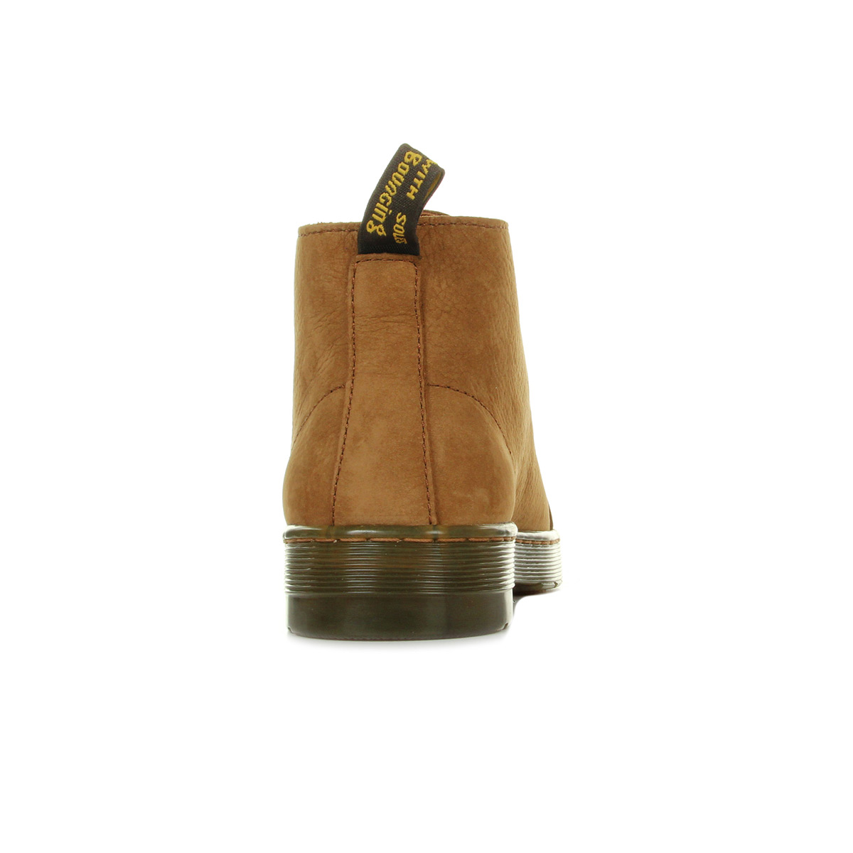 Dr. Martens Coburg Tan Slippery Wp 22837220, Boots homme