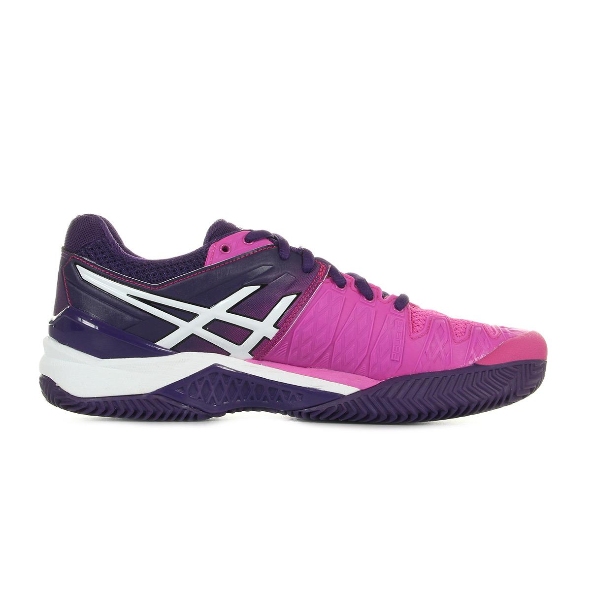 Asics Gel Resolution 6 E553J3537, Tennis femme
