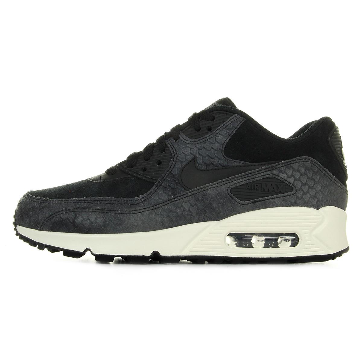Nike Air Max 90 Prm 896497005, Baskets mode femme