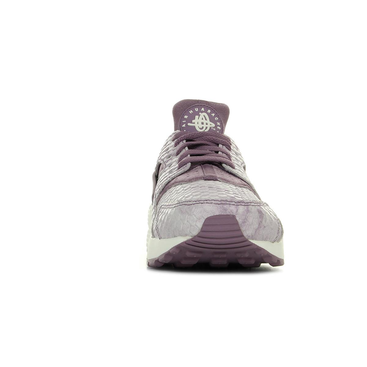 Nike Wmns Air Huarache Run PRM 683818500, Baskets mode femme