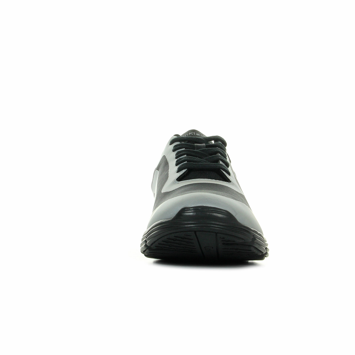 Calvin Klein Morris S0502BLKSILVER, Baskets mode homme