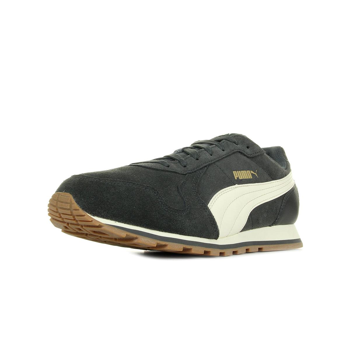 Puma ST Runner SD gris - Chaussures Baskets basses Homme