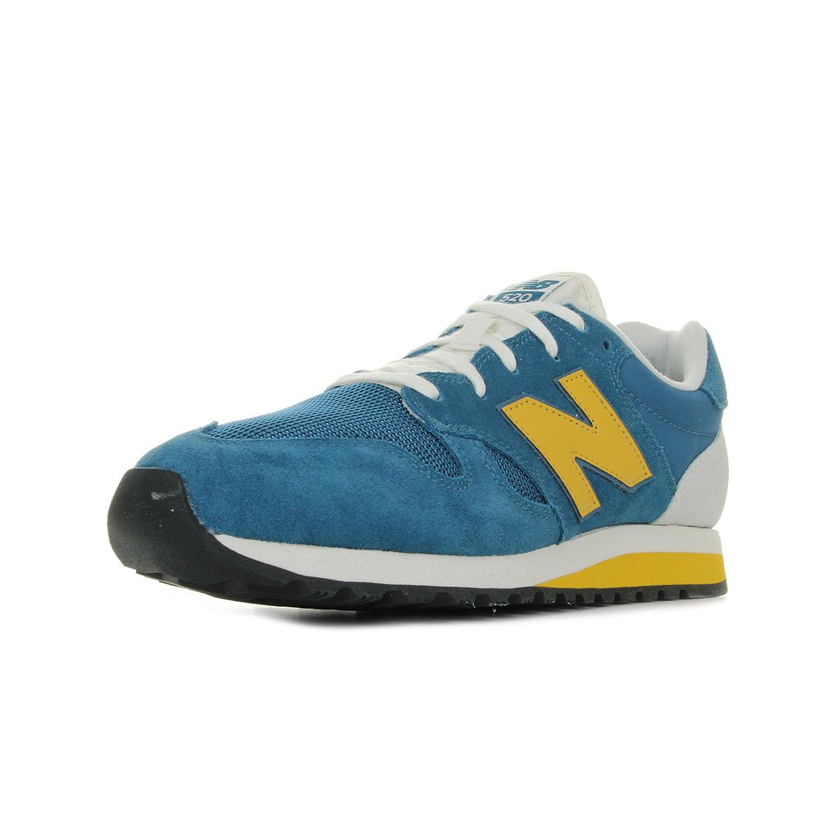 Sneakers NEW BALANCE - U520CI Dunkelblau 7saVb85