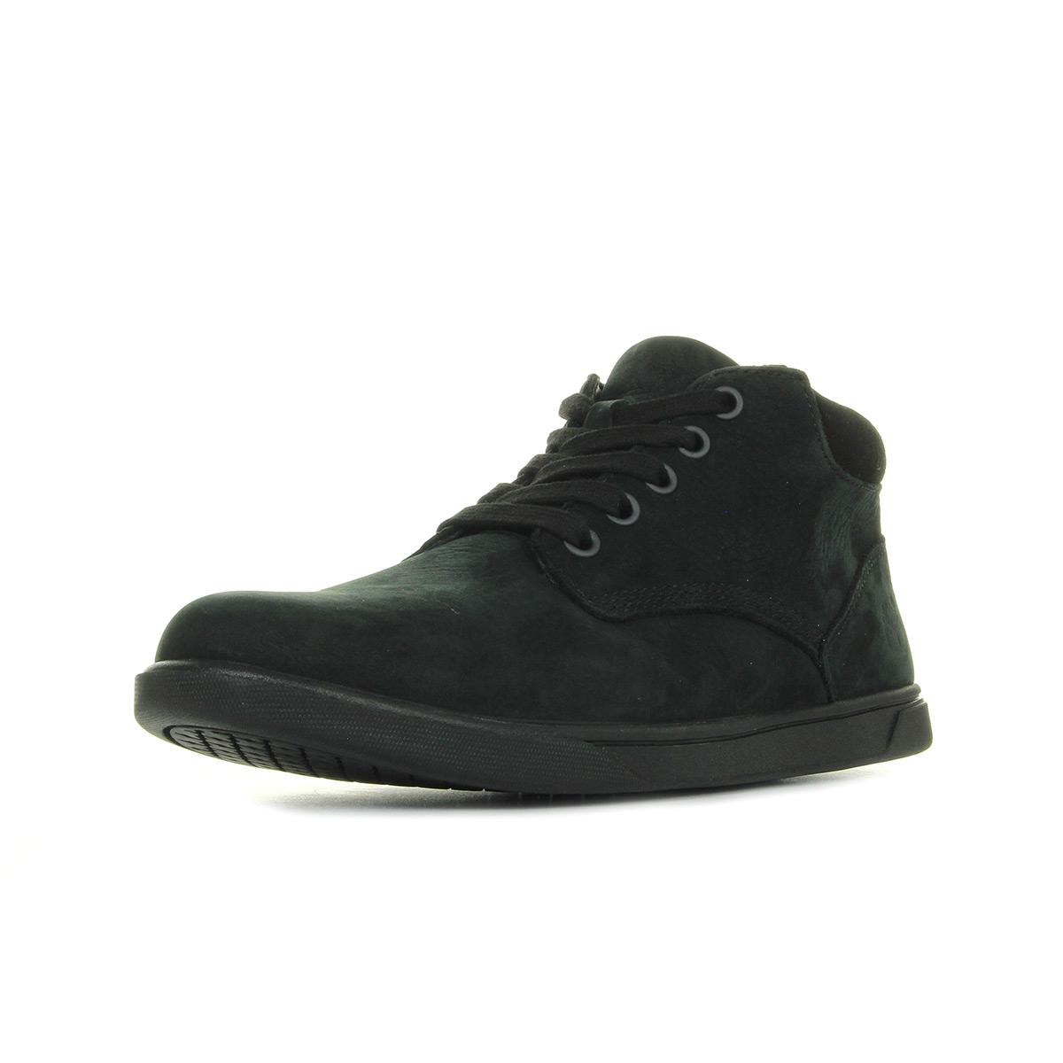 Bottes Timberland Groveton Leather Chukka Black 42s5nb