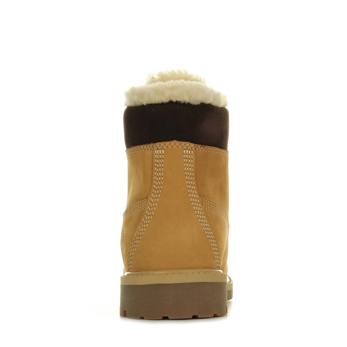 Chaussures 6 In Premium Shearlin Wheat