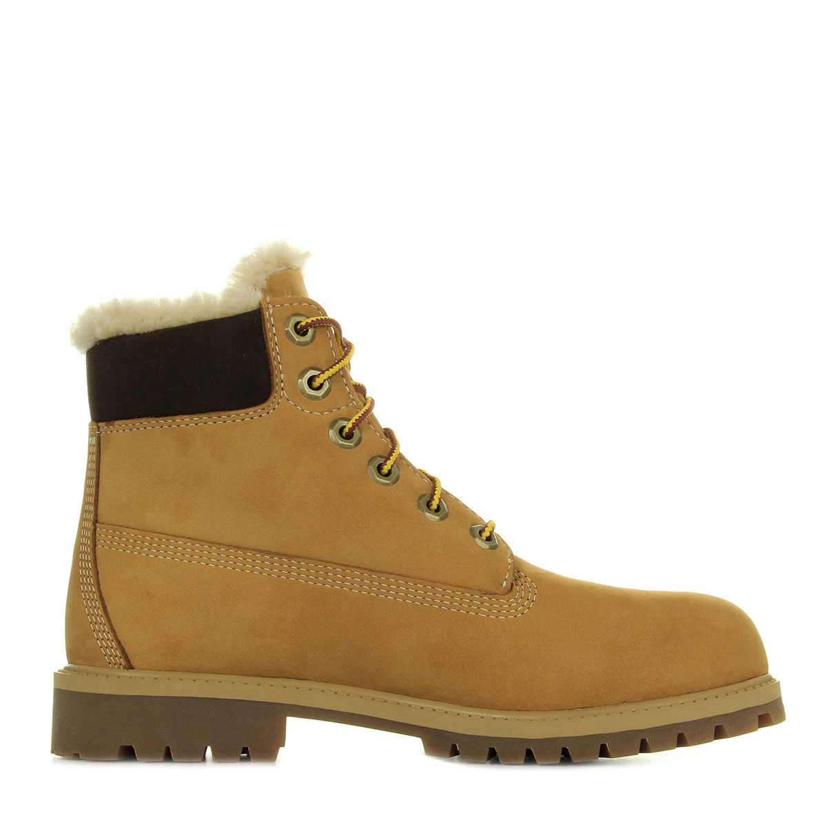 Timberland 6 Inch Premium WP Shearling Wheat CA1BEI, Boots