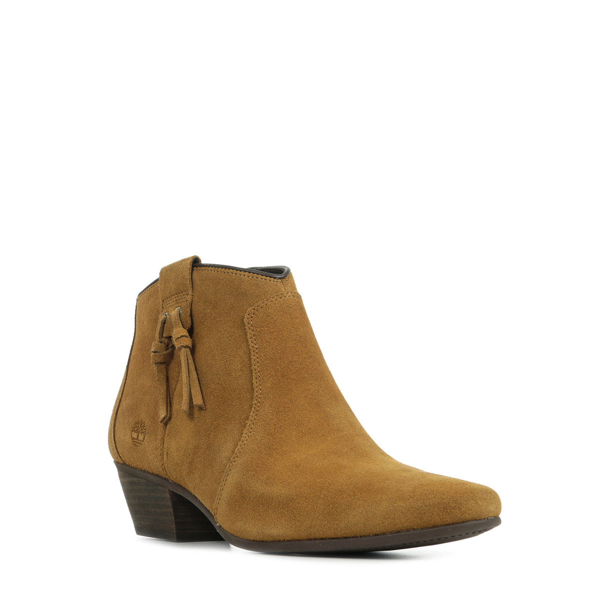 Boots Timberland Tassle Boot Tan Suede GMQRl1D