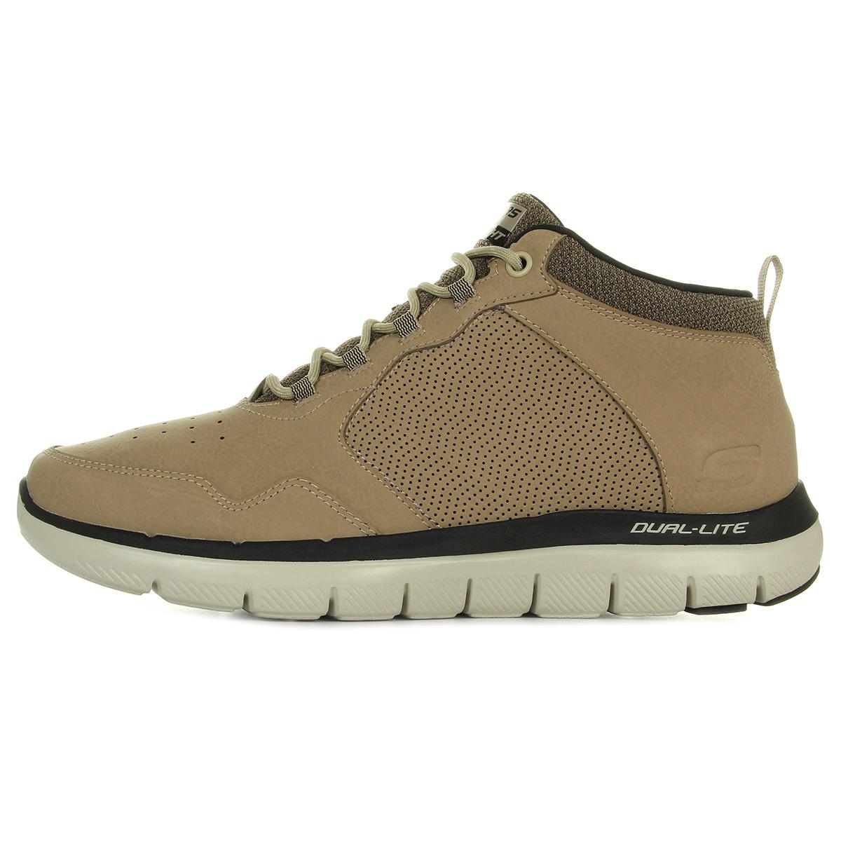 Skechers Flex Advantage 2.0 52187TAN, Baskets mode homme