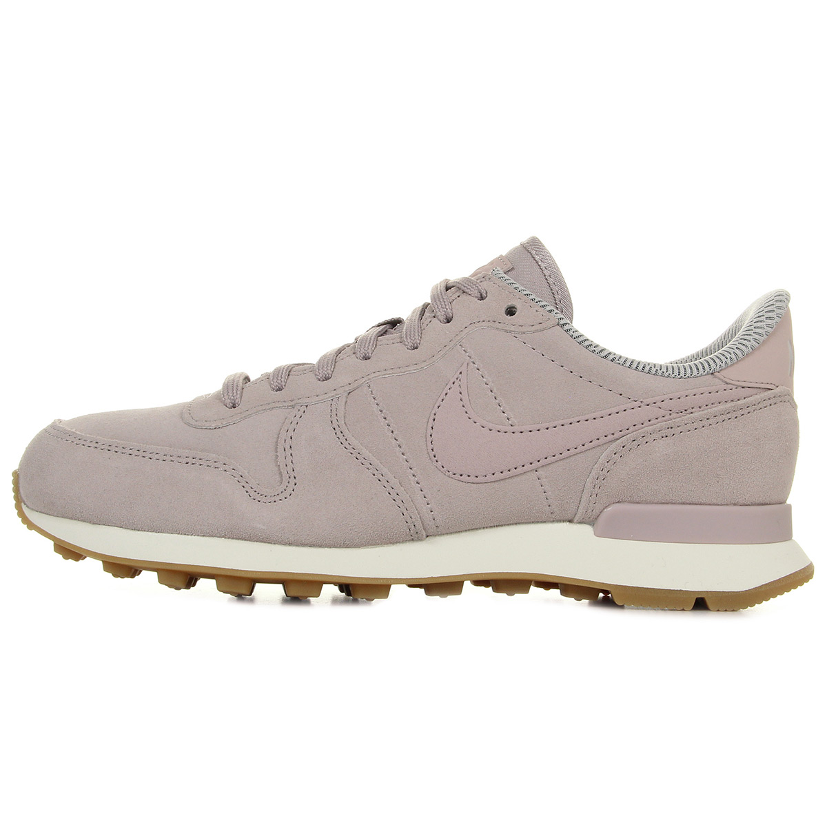 Nike W Internationalist Se 872922602, Baskets mode femme
