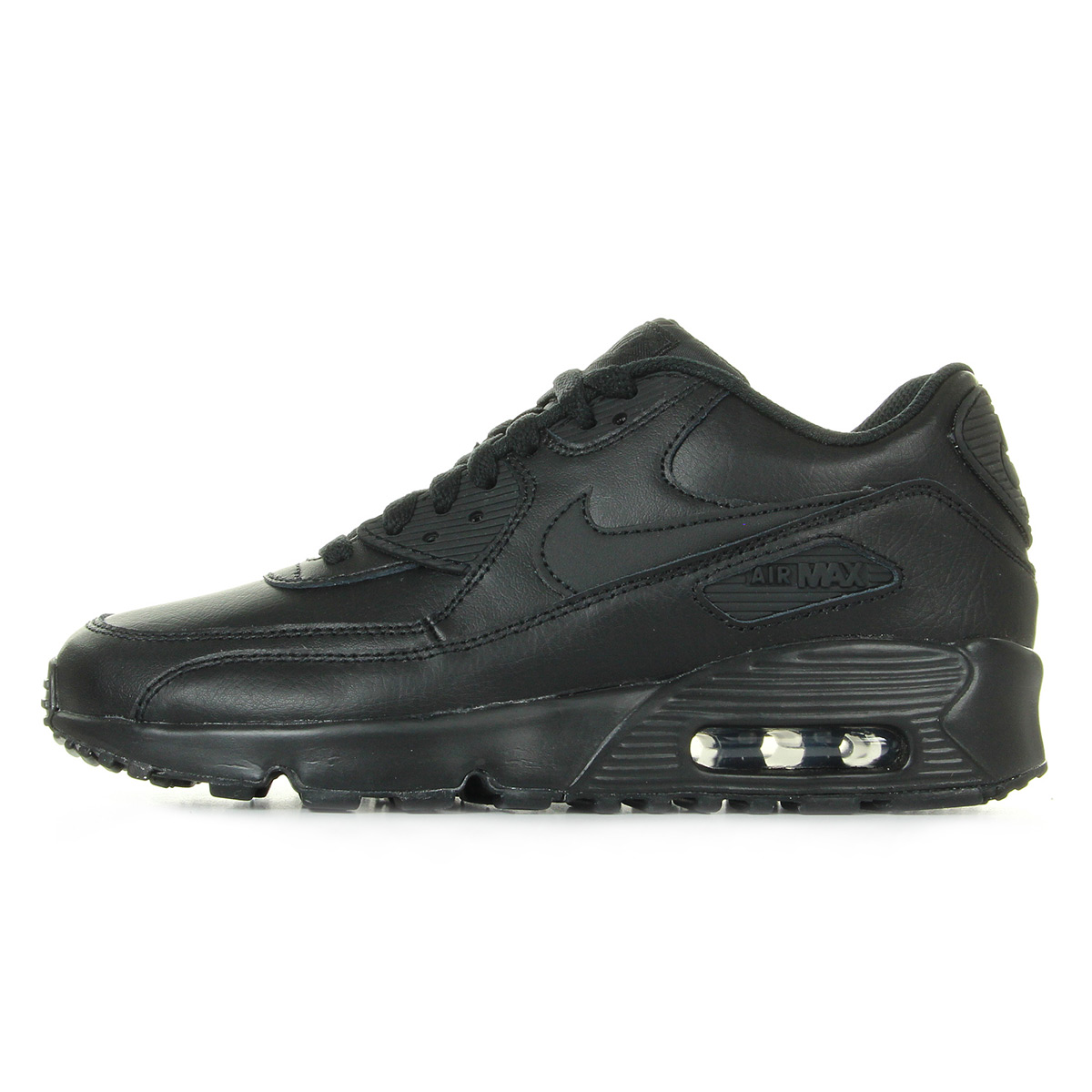 Nike Air Max 90 Leather (GS) 833412001, Baskets mode
