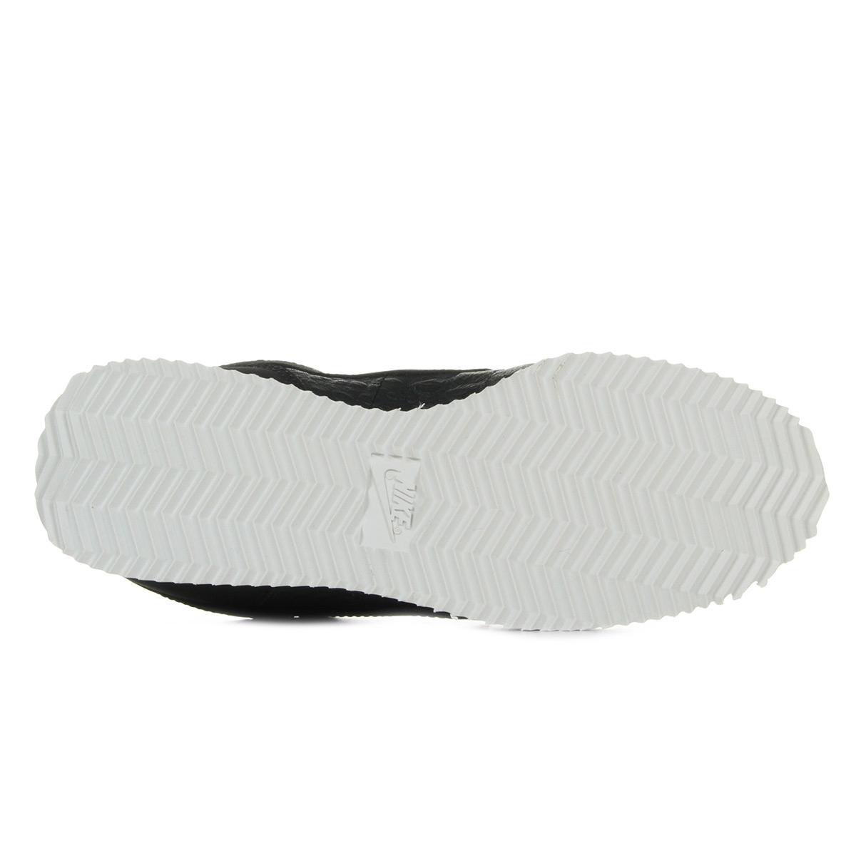 Nike Cortez Classic Ltr Se Gs AA3043001, Baskets mode femme