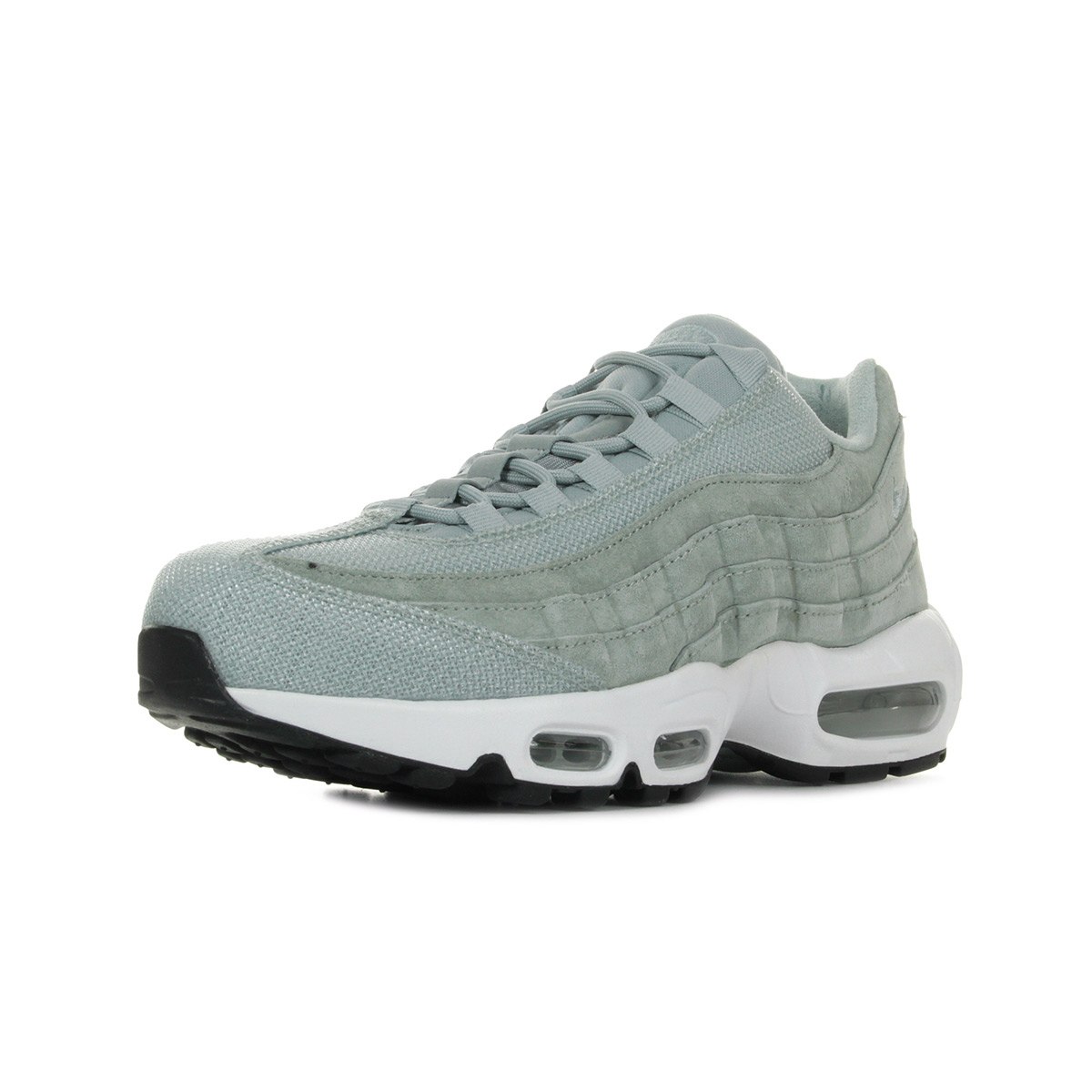 bab8970ca0d Chaussures Baskets Nike homme Air max 95 premium taille Gris Grise ...