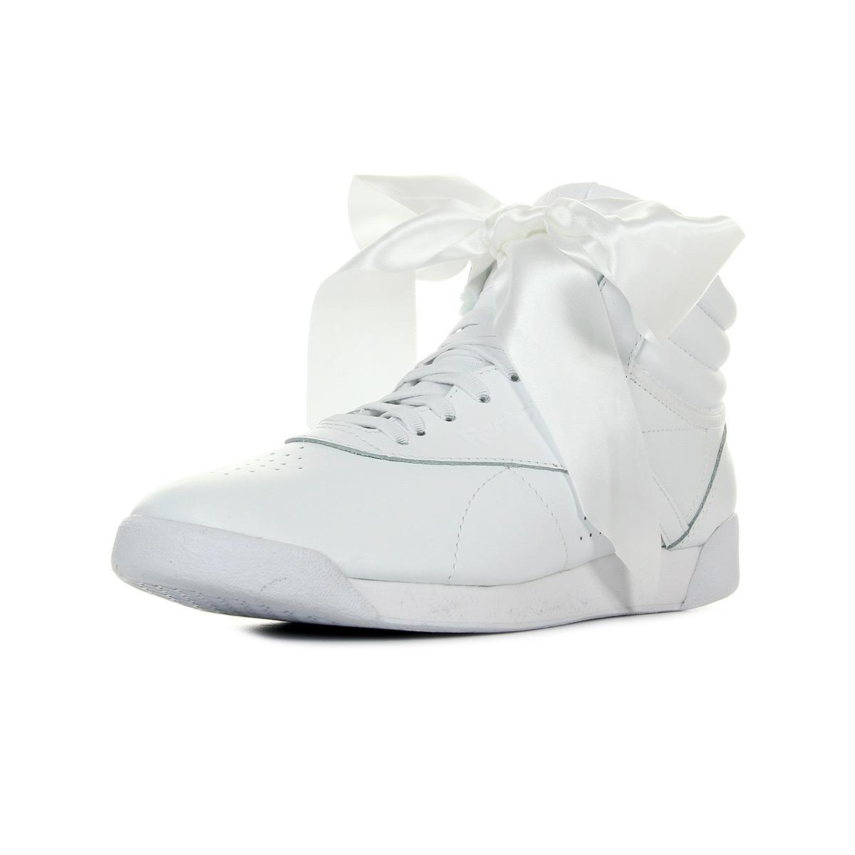 Reebok FS Hi Satin Bow CM8903, Baskets mode femme