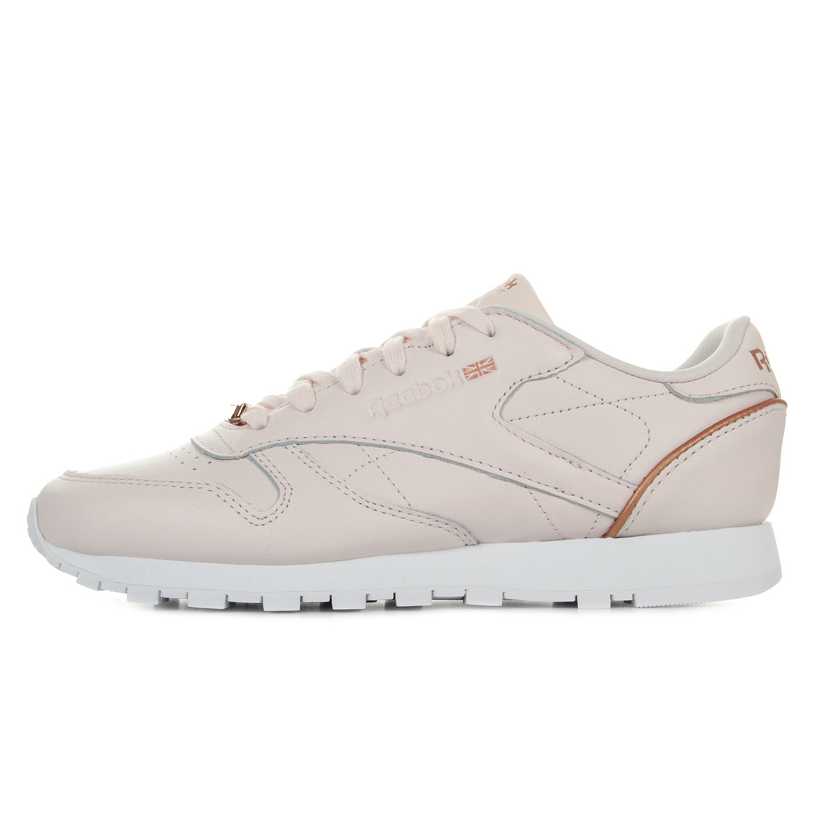 Reebok Classic Leather Hw BS9880, Baskets mode femme