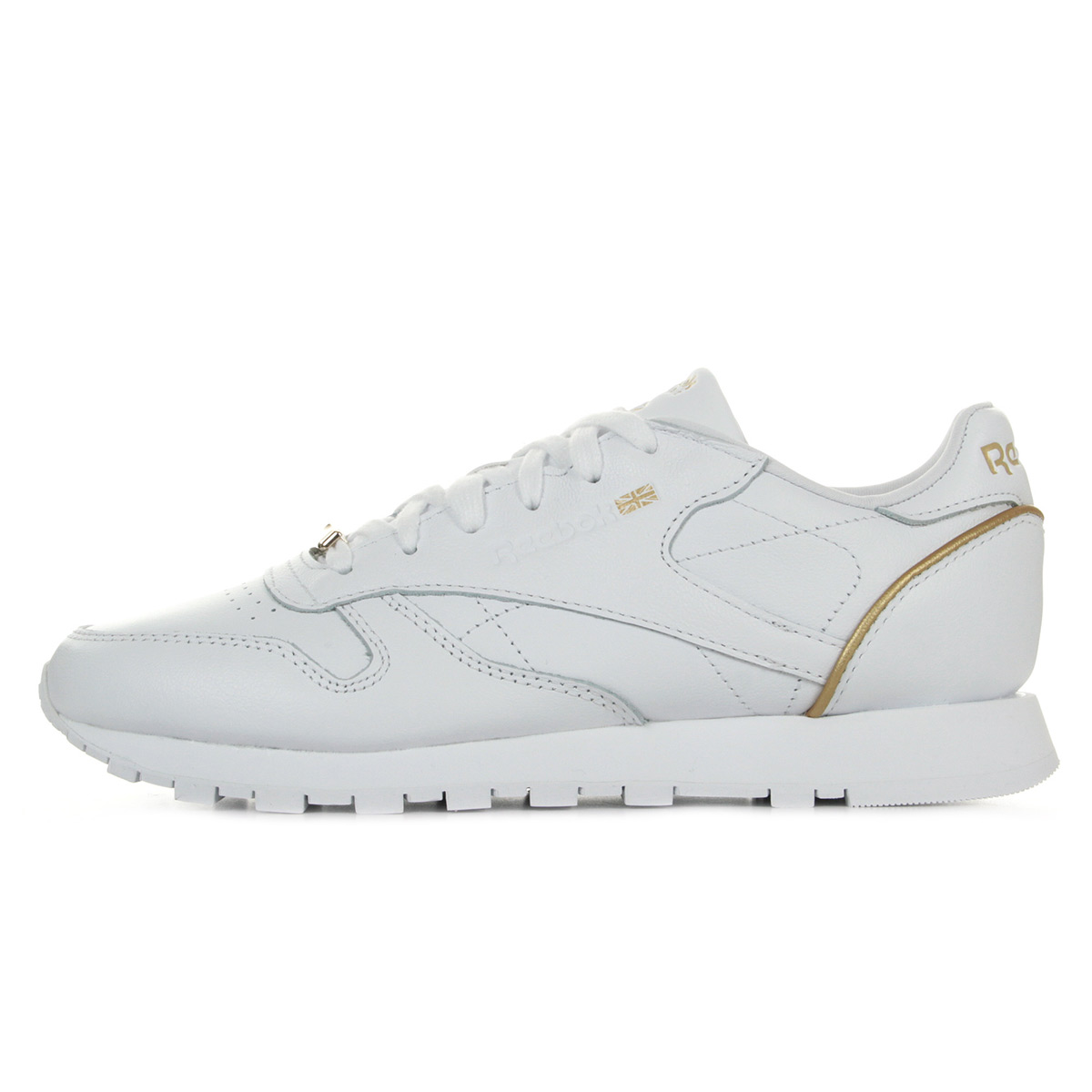 Reebok Classic Leather Hw BS9878, Baskets mode femme