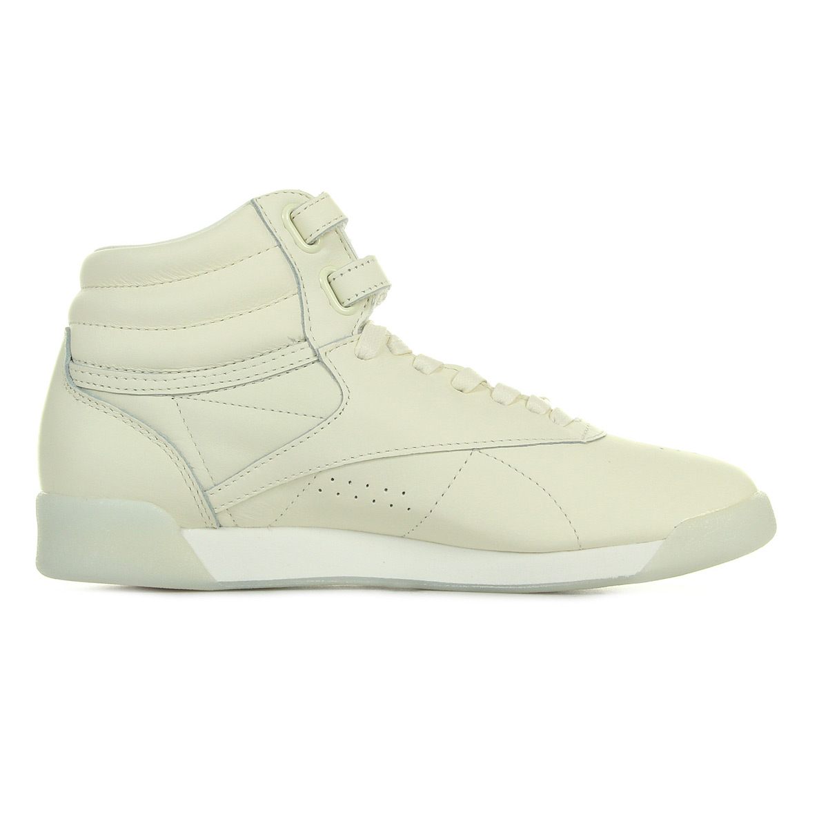 Chaussures Hi Taille Baskets Beige Fs Classic Reebok Femme Face 35 n8wkXO0P