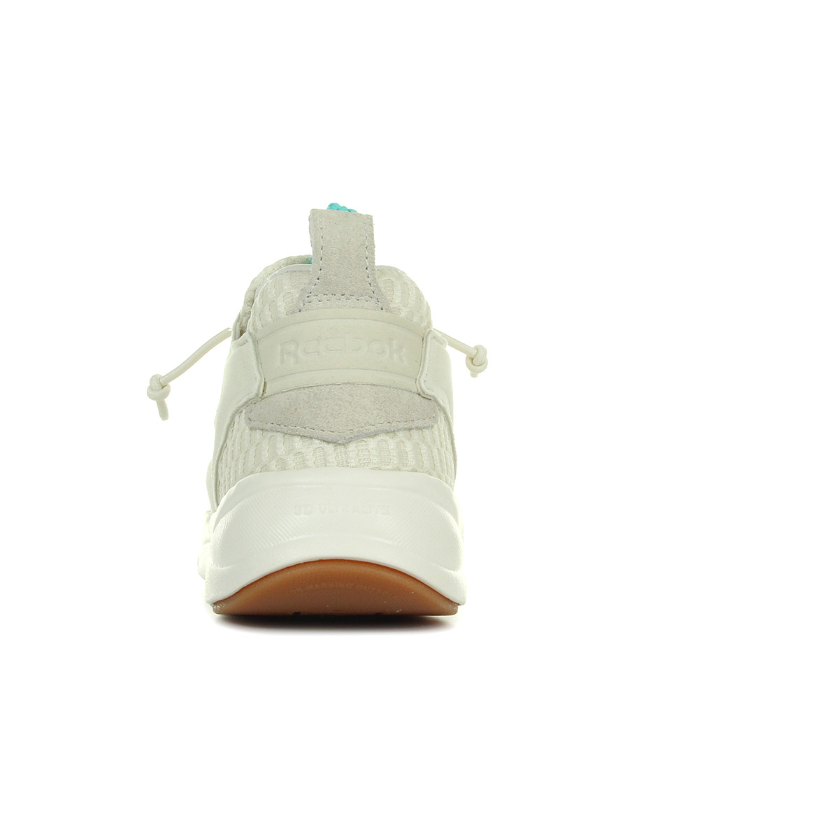 1890a6febab Chaussures Baskets Reebok femme Furylite Loom Classic taille Blanc ...