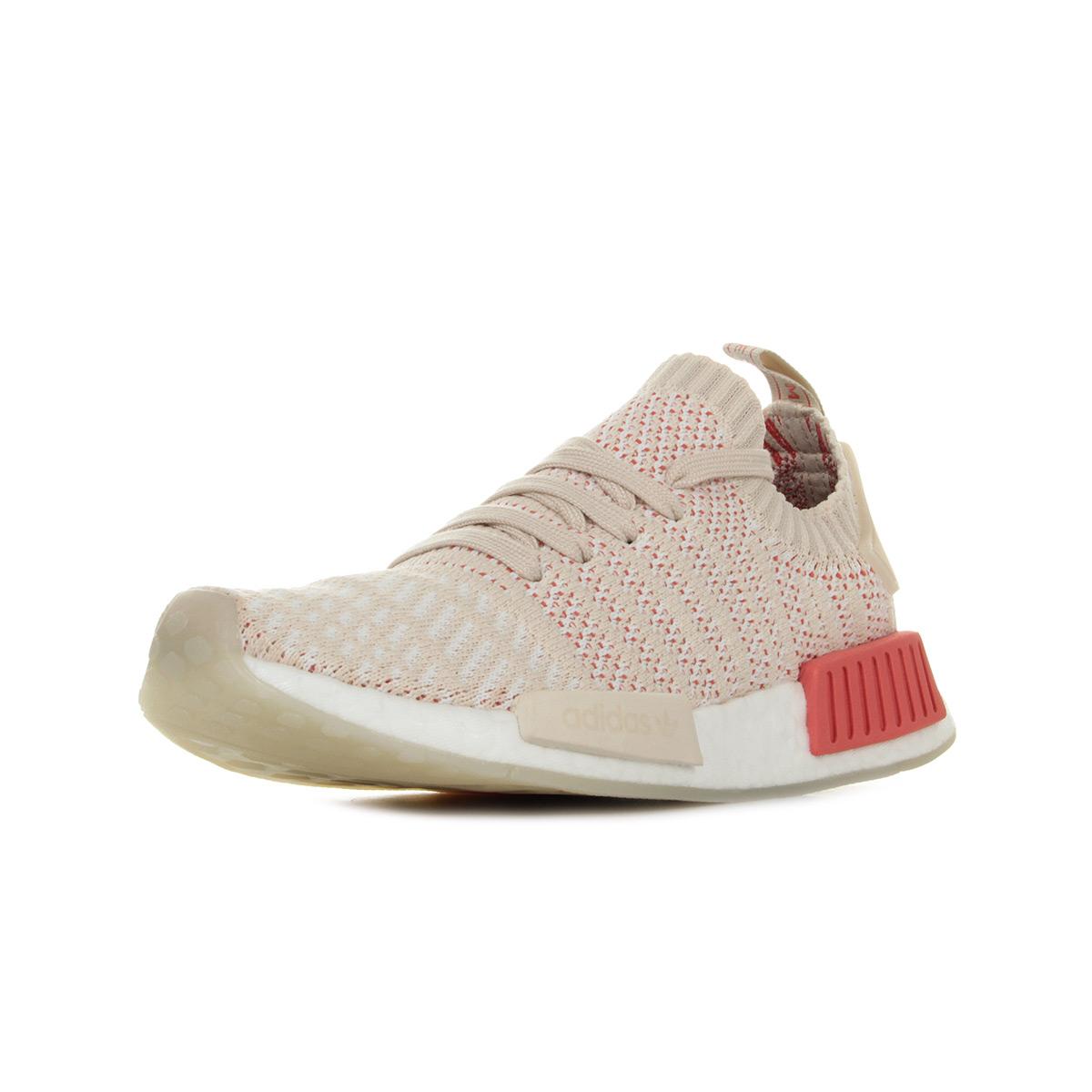 Details zu Schuhe adidas Damen Nmd R1 Stlt Pk W Beige