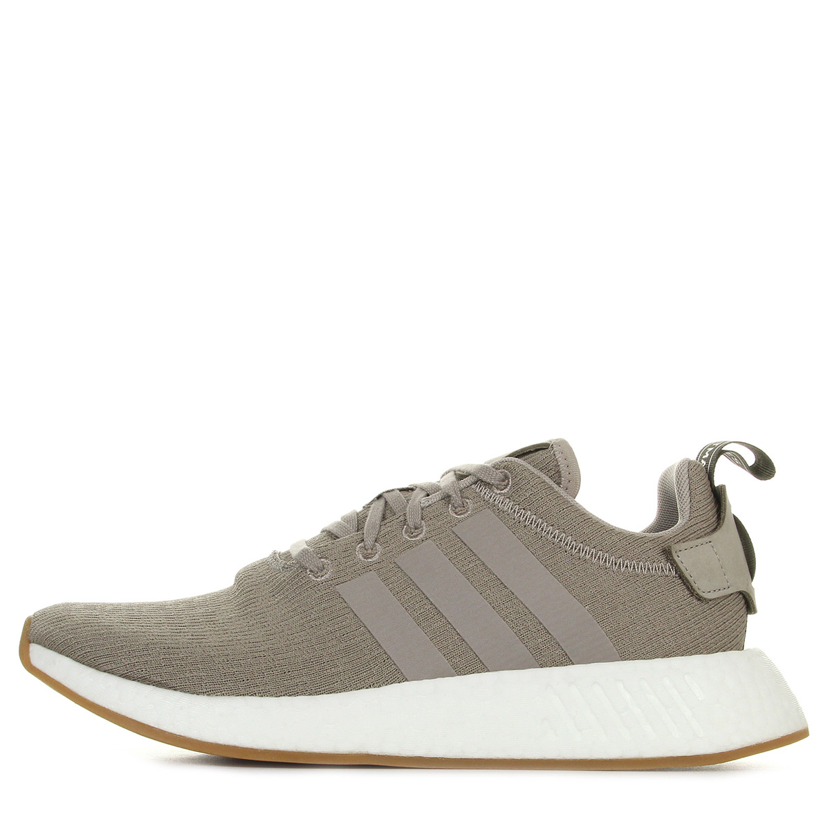 Détails sur Chaussures Baskets adidas homme Nmd R2 taille Beige Cuir Lacets
