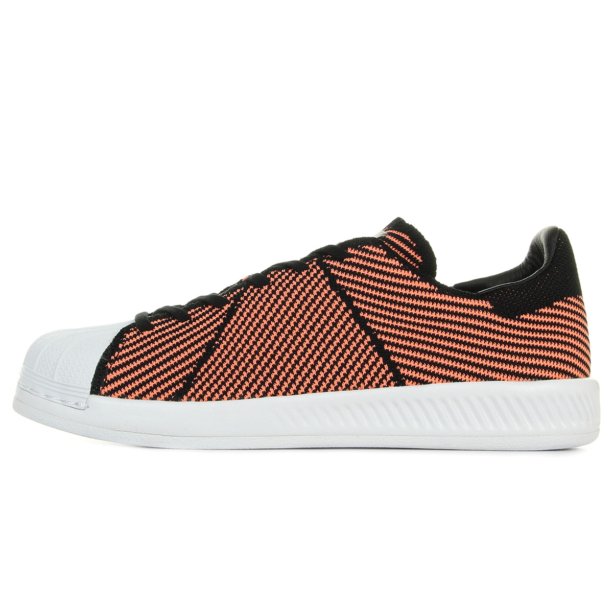 adidas Superstar Bounce Pk W S82260, Baskets mode femme