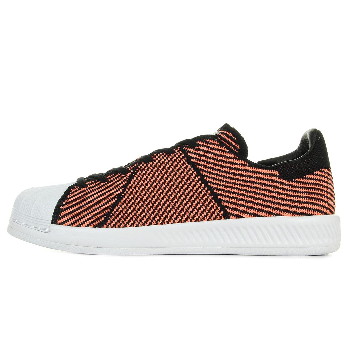 adidas Superstar Bounce Pk W S82260, Baskets mode femme