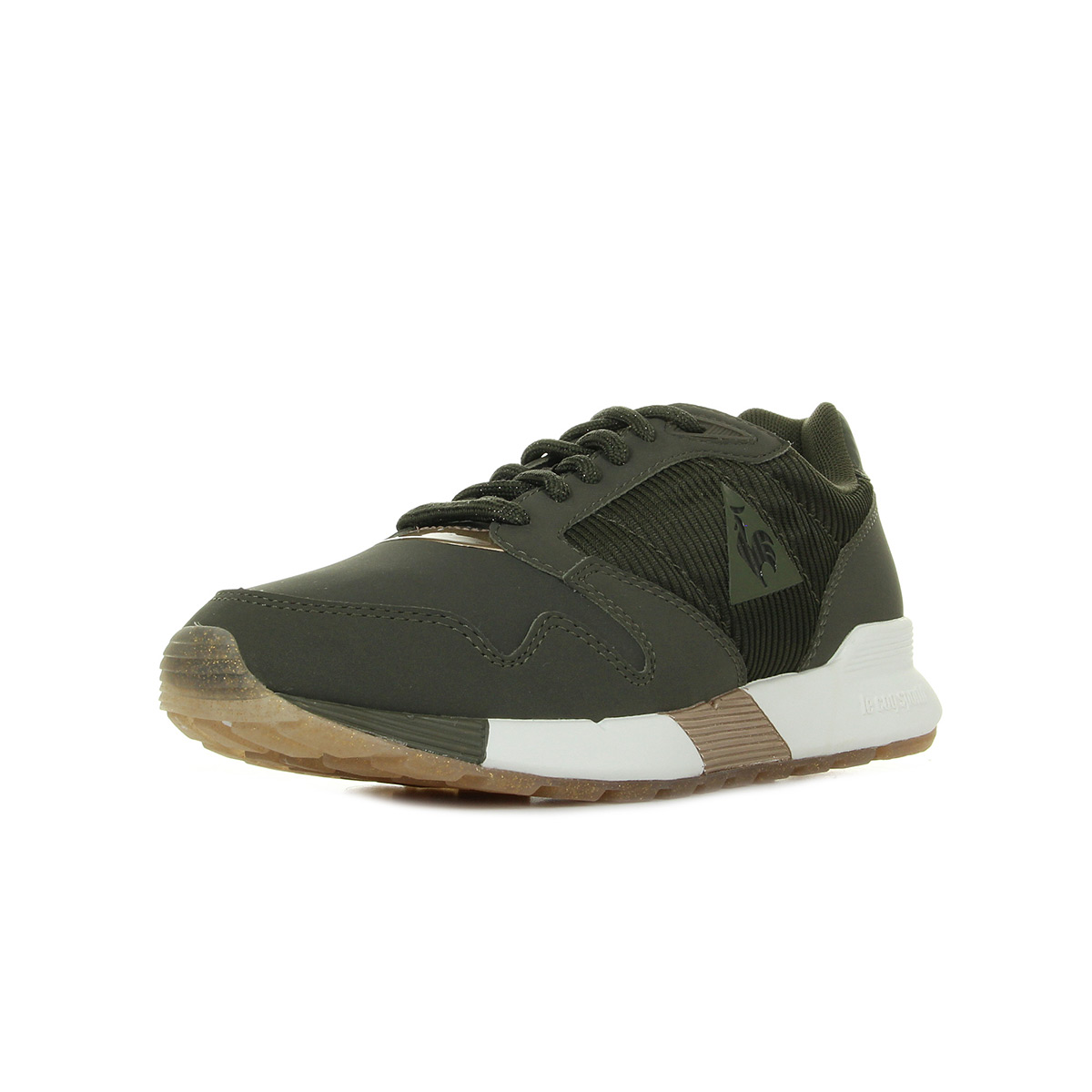 Baskets Le Coq Sportif Omega X W Striped Sock Metallic - 1721179 zBUbXBcf
