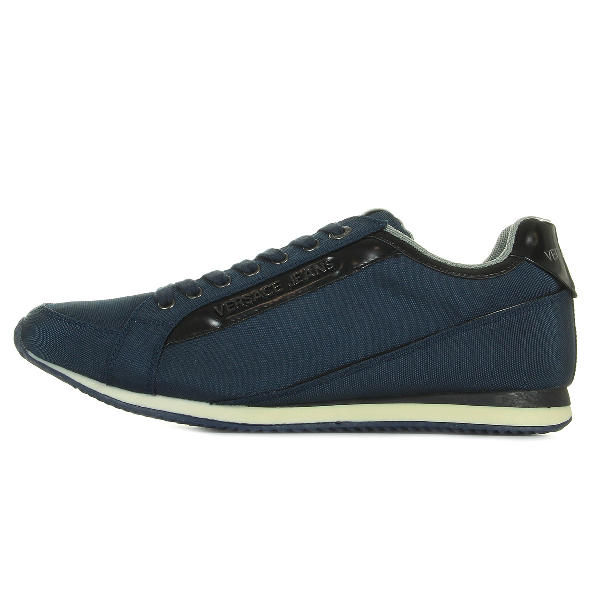 Versace Jeans Sneaker Uomo DisA2 Nylon E0YPBSA2239, Baskets mode homme f5372699d1d