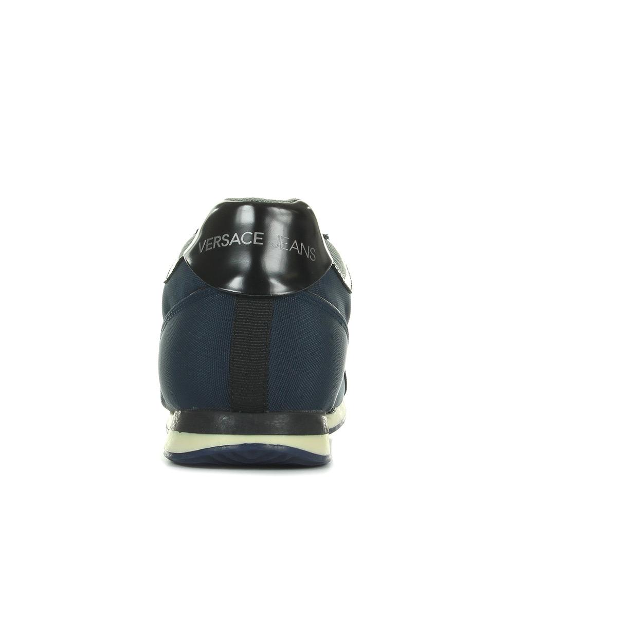 ... chaussures   Basses Versace Jeans Sneaker Uomo DisA2 Nylon E0YPBSA2239,  Baskets mode homme ... 58c66fde489