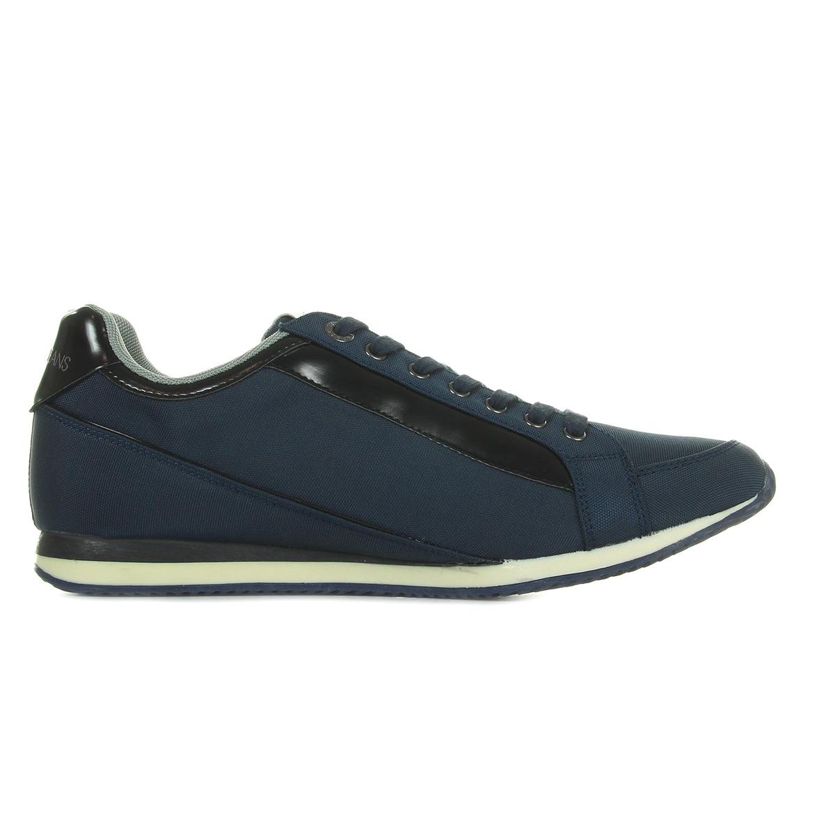 ... Versace Jeans Sneaker Uomo DisA2 Nylon E0YPBSA2239, Baskets mode homme  ... abfbf8aa3f9