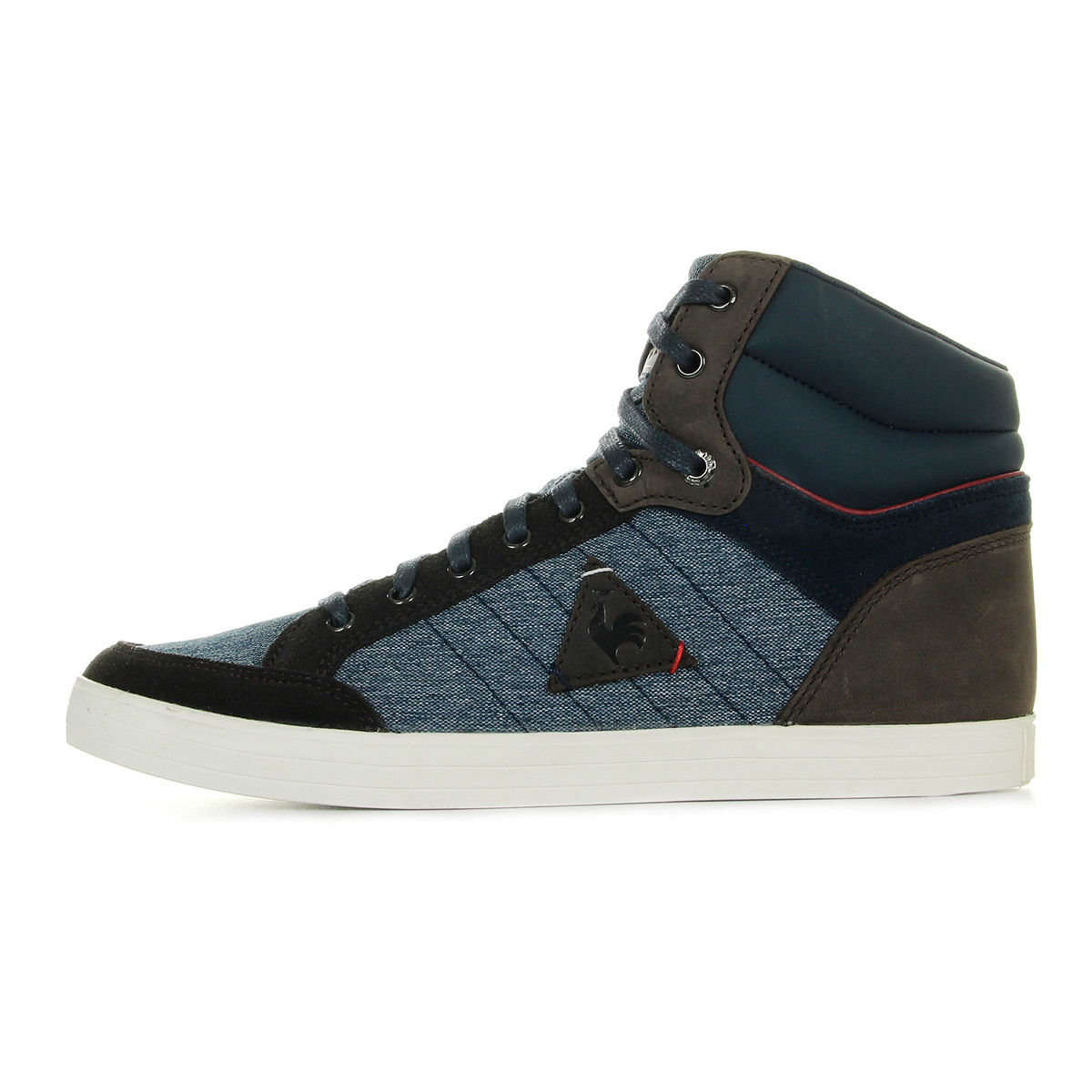 Le Coq Sportif Portalet Mid Craft 2 Tones 1720258, Baskets mode homme