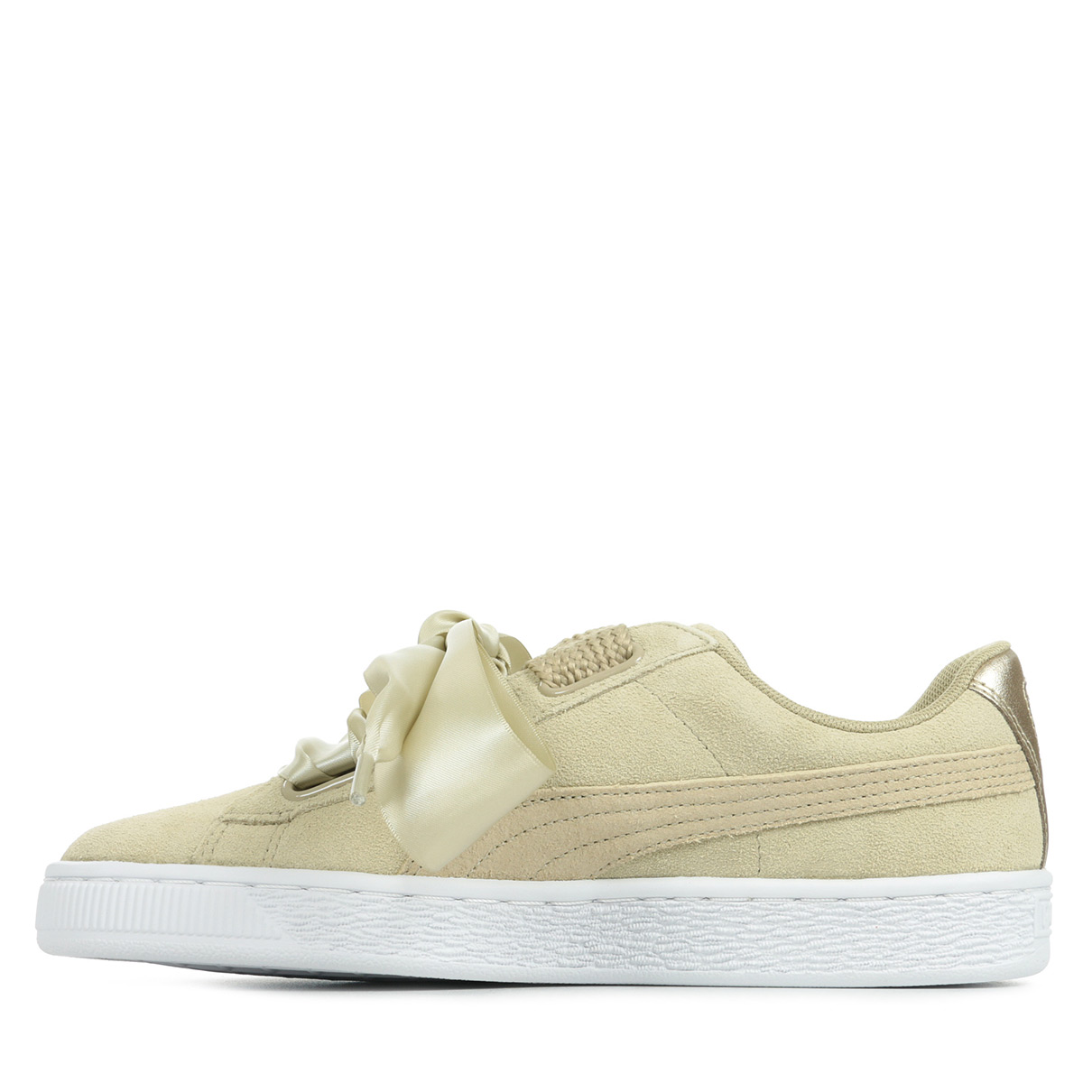 Puma Basket Heart MetSafari Wn's 36408301, Baskets mode femme