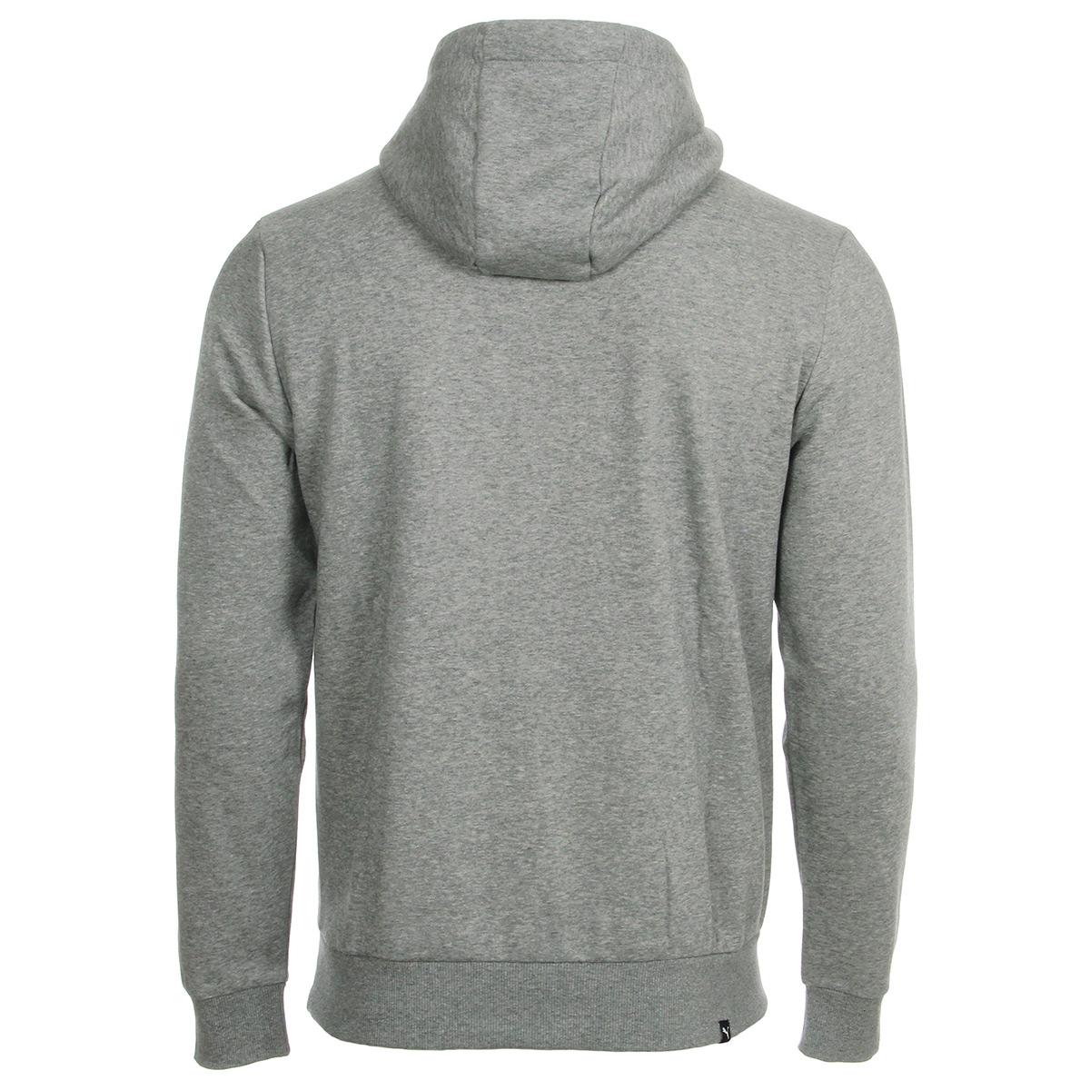 Puma ESS No.1 Hoody Fl Grey 83825703, Sweats homme